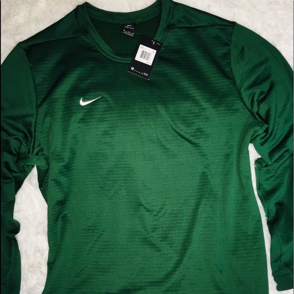 Nike Other - Nike Dri Fit Candy Green Long Sleeves Men's sz XXL